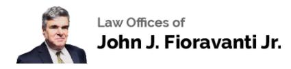 Law Offices of John J. Fioravanti Jr.: Home