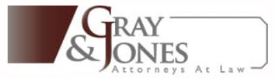 Gray & Jones Attorneys at Law: Home