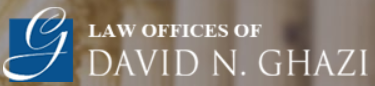 Law Offices of David N. Ghazi: Home