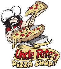 Uncle Pete's Pizza: Home