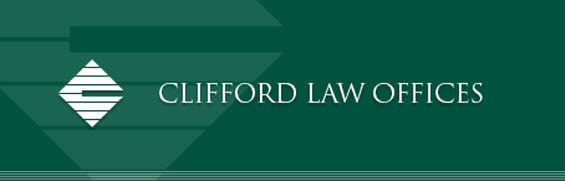 Clifford Law Offices PC: Home