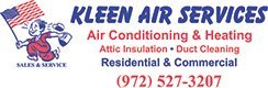 Kleen Air Services: Home