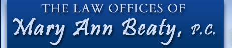 Law Office of Mary Ann Beaty: Home