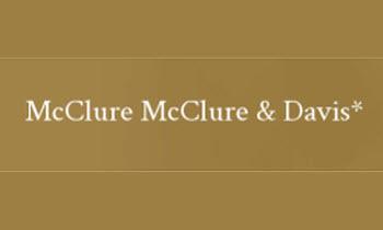McClure McClure & Davis: Home