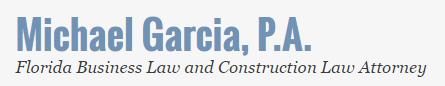 Michael Garcia, P.A.: Home