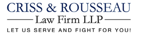 Criss & Rousseau Law Firm LLP: Home