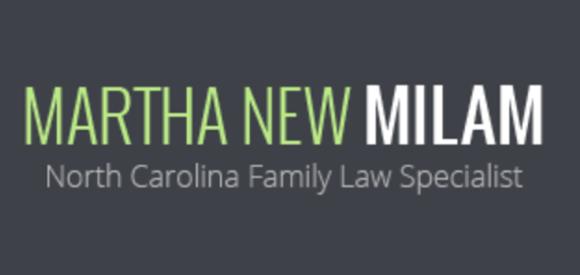 Martha New Milam: Home