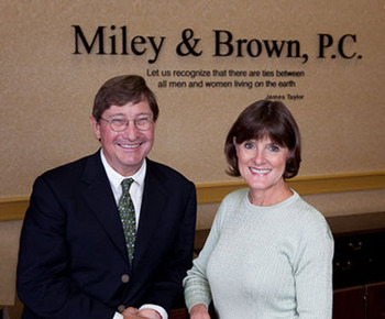 Miley & Brown, P.C.: Home