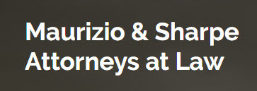 Maurizio & Sharpe Attorneys at Law: Home
