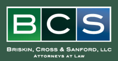Briskin, Cross & Sanford, LLC: Home