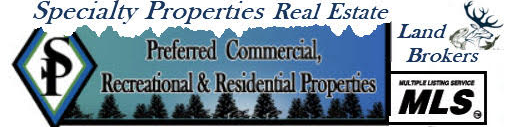 Specialty Properties Real Estate: Home