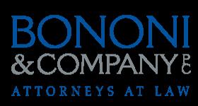 Bononi & Company PC: Home