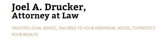 Joel A. Drucker, Attorney at Law: Home