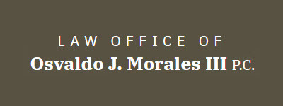 Law Office of Osvaldo J. Morales III P.C.: Home
