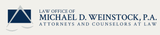 Law Office of Michael D. Weinstock, P.A.: Home