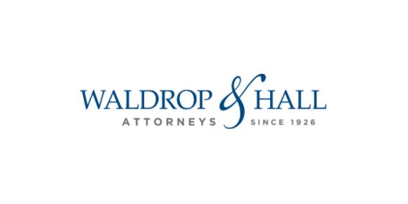 Waldrop & Hall, P.A.: Home