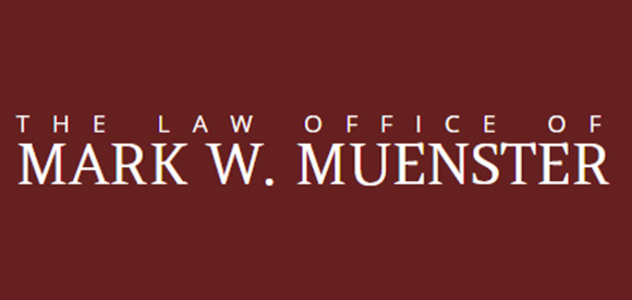 Law Office of Mark W. Muenster: Home