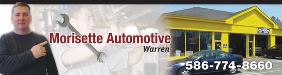 Morisette Automotive Warren: Home