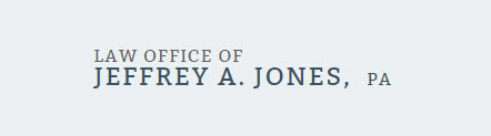 Law Office of Jeffrey A Jones, P.A.: Home