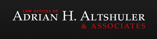 Law Offices of Adrian H. Altshuler & Associates: Home