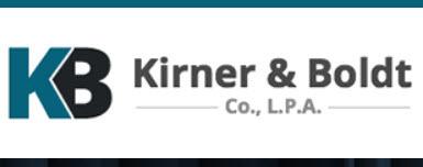Kirner & Boldt Co., L.P.A.: Home