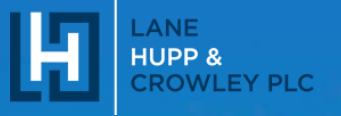 Lane, Hupp, & Crowley, PLC: Home
