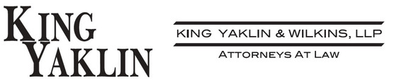King, Yaklin & Wilkins, LLP: Home