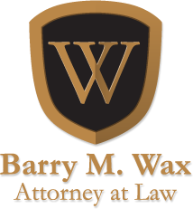 Law Offices of Barry M. Wax: Home