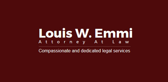 Louis W. Emmi Attorney At Law: Home