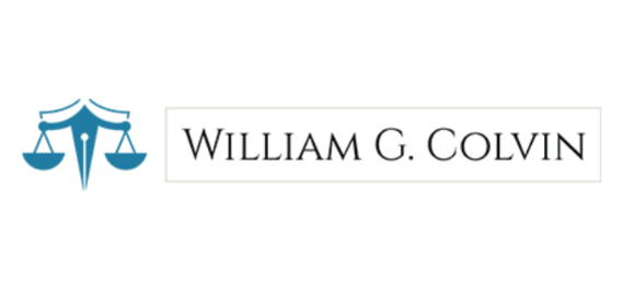 William G. Colvin PLLC: Home