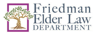 Friedman Elder Law Department: Home