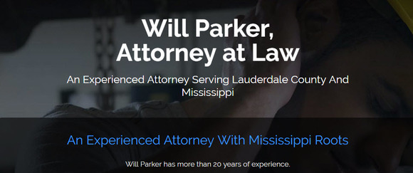 Will Parker, Attorney at Law: Home