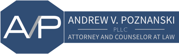 Law Office of Andrew V. Poznanski, PLLC: Home