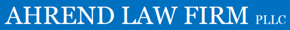 Ahrend Law Firm PLLC: Home