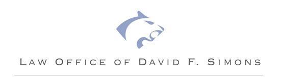 David F. Simons Law Office: Home
