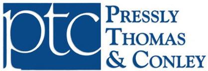 Pressly Thomas & Conley PA: Home