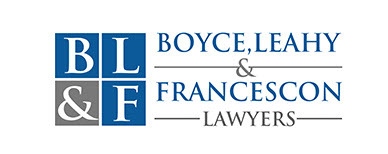 Boyce, Leahy & Francescon, Lawyers: Home