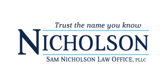 Sam Nicholson Law Office, PLLC: Home