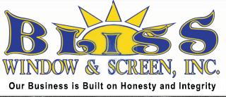Bliss Window & Screen: Home
