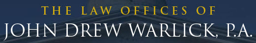 The Law Offices of John Drew Warlick, P.A.: Home