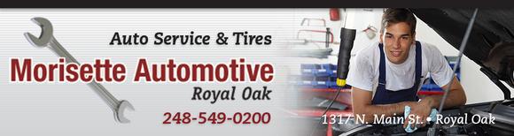 Morisette Automotive Royal Oak: Home