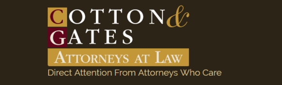 Cotton & Gates, Attorneys at Law: Home