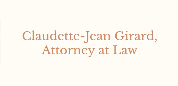 Claudette-Jean Girard, Attorney at Law: Home