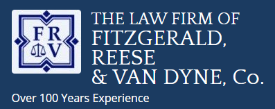 The Law Firm of Fitzgerald, Reese & Van Dyne, Co.: Home