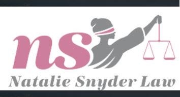 Natalie Snyder Law: Home