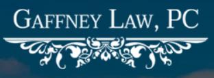 Gaffney Law, PC: Home