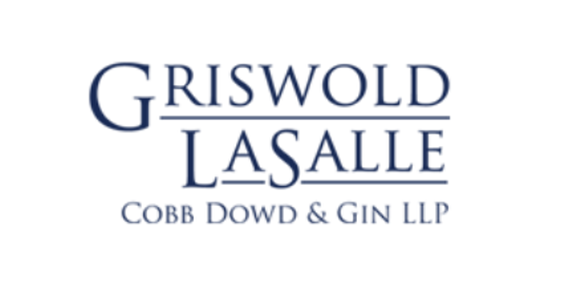Griswold LaSalle Cobb Dowd & Gin LLP: Home