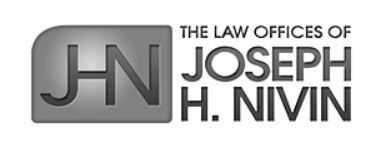 The Law Offices of Joseph H. Nivin, P.C.: Home
