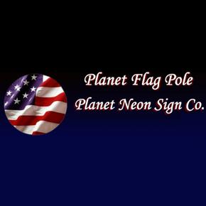 Planet Flag Pole: Home