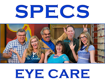 SPECS Eye Care: Home